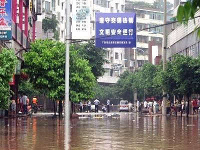 四川再迎大范围暴雨