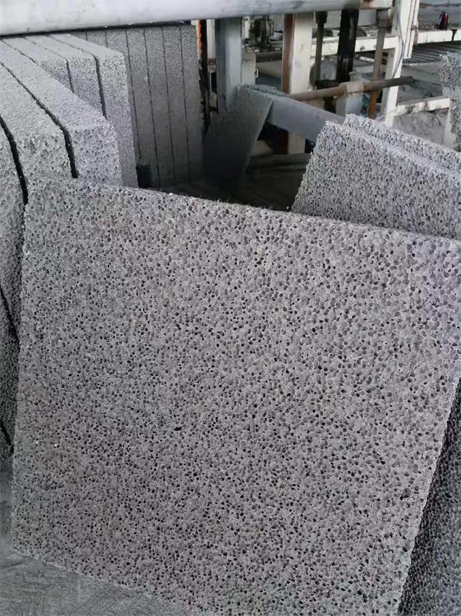 四川水泥基泡沫保温板