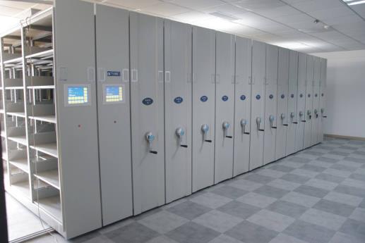 移动式密集柜厂家:柜移动式密集柜的组成,及各部分的用途