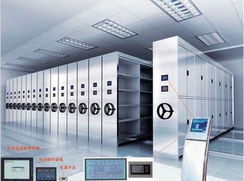 陕西智能档案密集架厂家为您解惑新型智能档案密集架