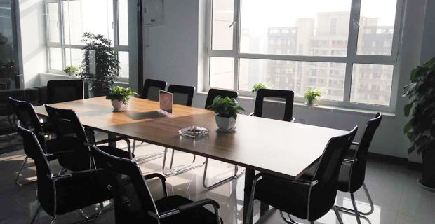 内蒙古绿松稼园会议室