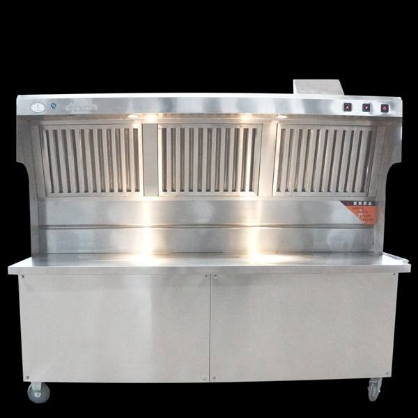 呼市烧烤车