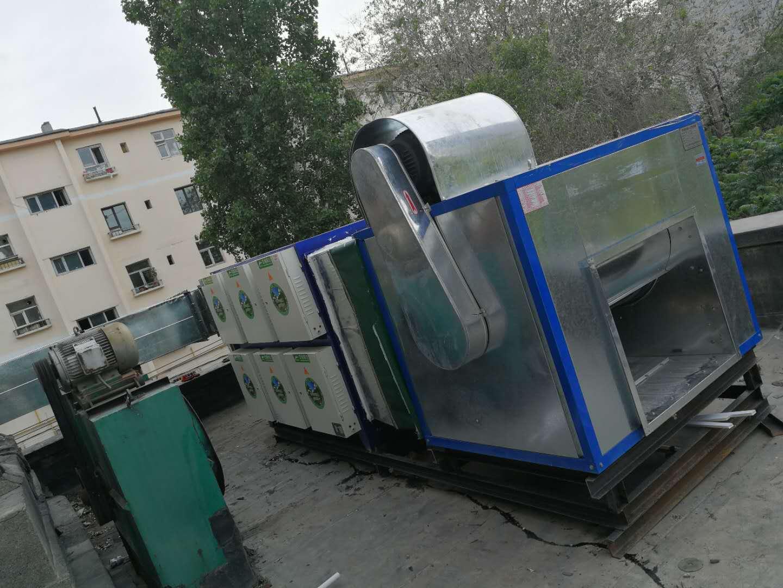 呼市净化设备安装