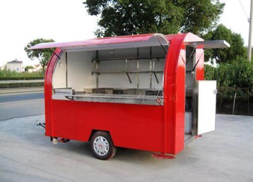 具有这么多功能的烧烤车,你见过吗