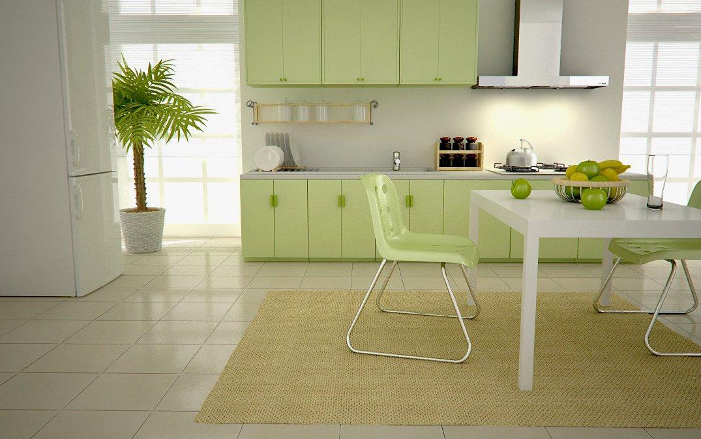 绿色厨房新时代
