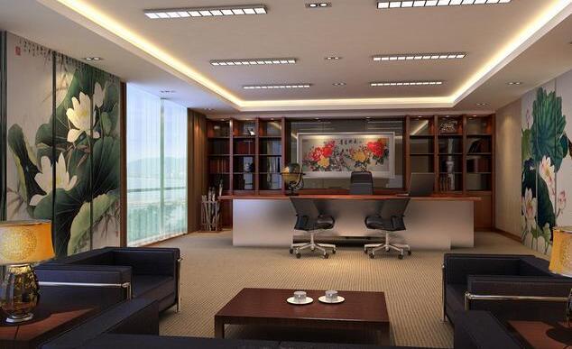 陕西多木园林办公室展示