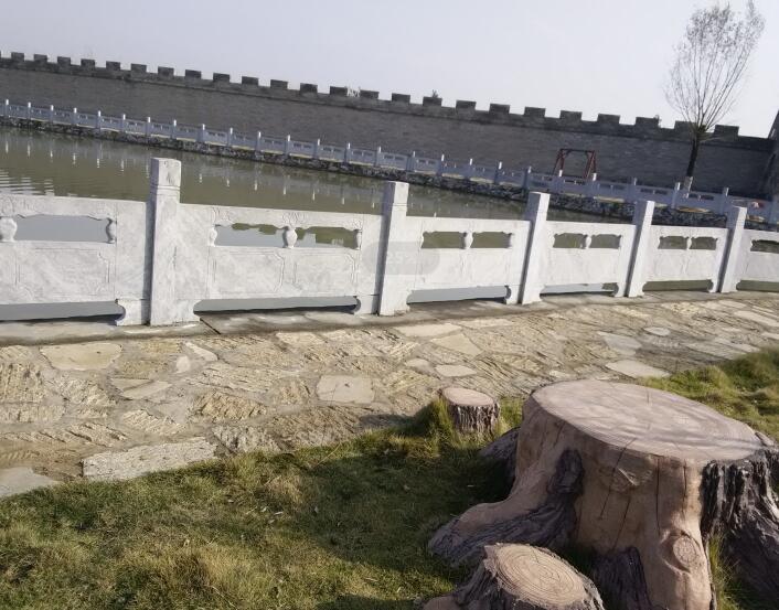 日常看见石栏杆样式根据石材材质可以分为三种!