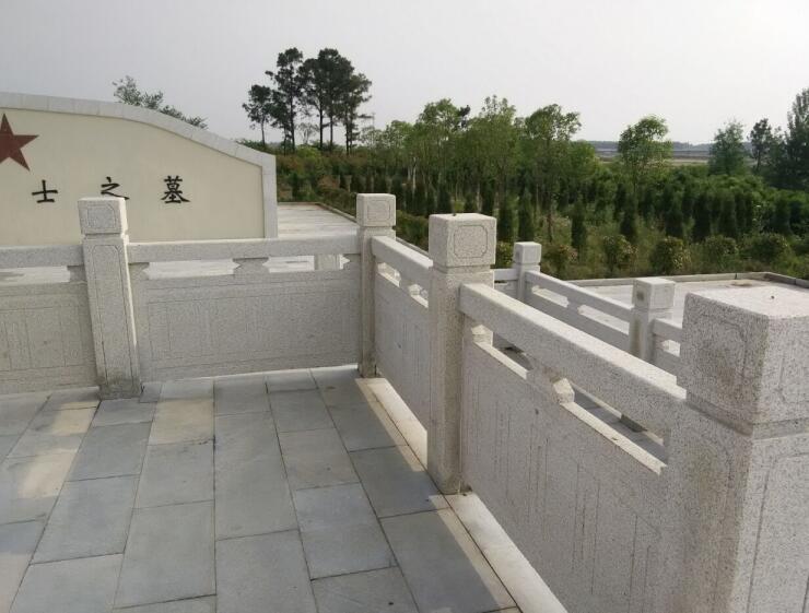 襄阳石材栏杆雕刻厂家展示