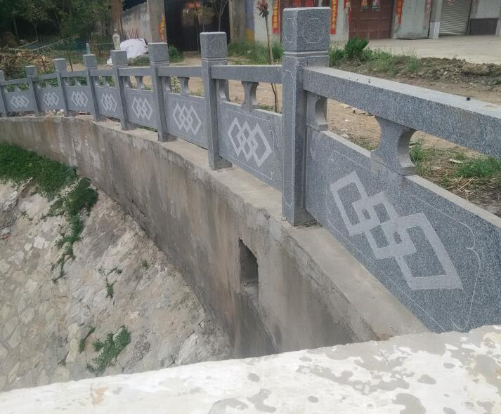 襄阳鑫生辉石材栏杆厂家展示