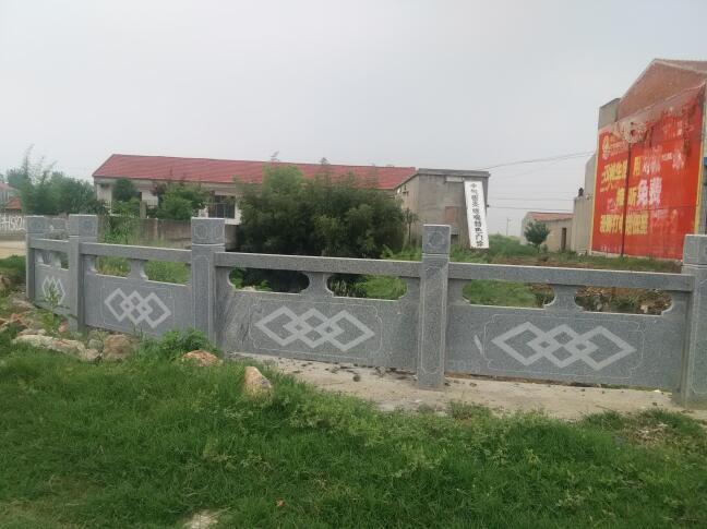 青色石材栏杆厂家