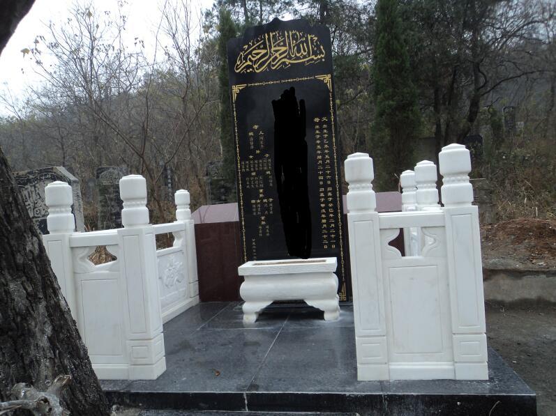 鑫生辉石材墓碑展示