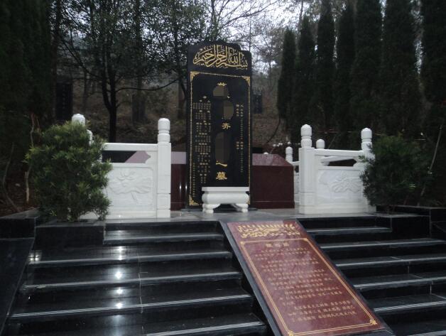 襄阳鑫生辉石材墓碑雕刻厂家作品展示