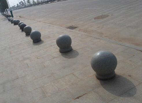 石材挡车石雕刻厂家作品展示