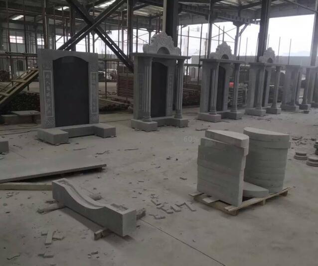 襄阳鑫生辉石材墓碑雕刻厂家