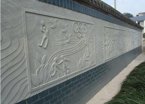 砂岩浮雕雕刻厂家