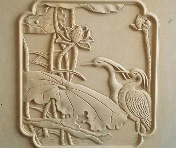 石材雕刻作品图