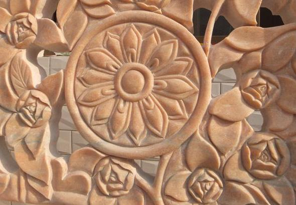 圆雕的雕刻工艺展示