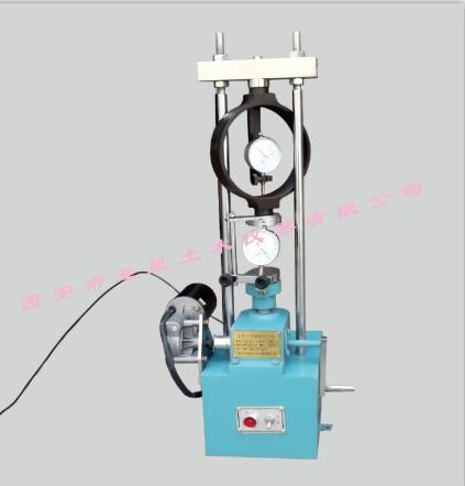 B029 电动无侧限应变-西安土工试验仪