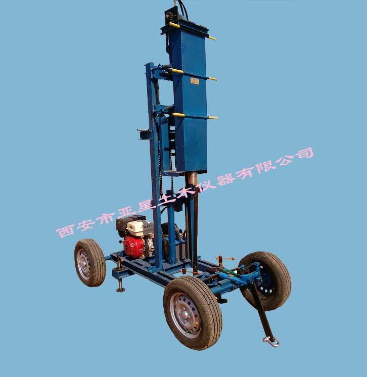 西安土工试验仪销售-C134 重型液压动力触
