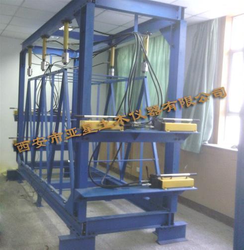 F002钢桁架实验装置GHJ-50