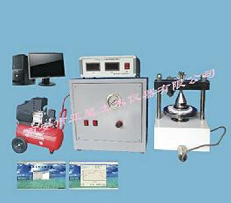 D018塑料排水带芯带压屈强屈测试仪YBQ