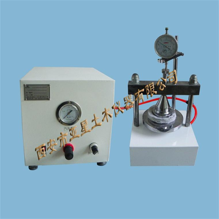 D001土工合成材料厚度试验仪(气压式)TXT