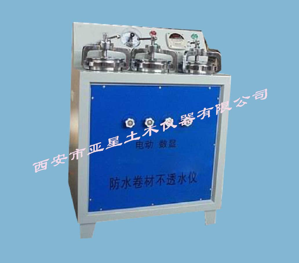D019电动防水卷材不透水仪DTS-3