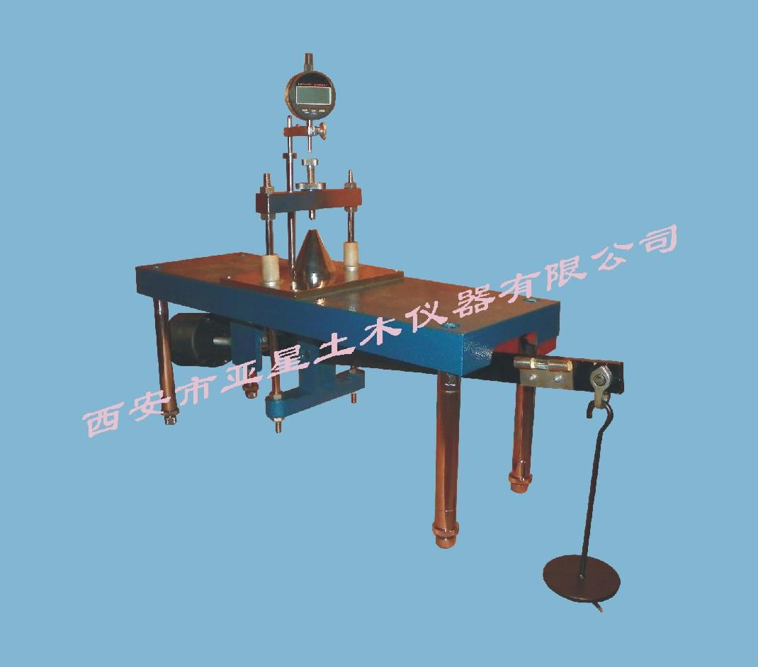 D002土工合成材料测厚仪(杠杆式)TXT-1