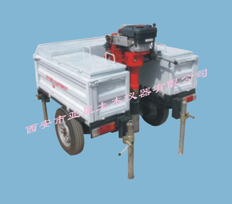 B023车拖式连续型取芯机HZ-20