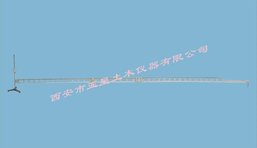B043路面路基回弹弯沉值测定仪LWC