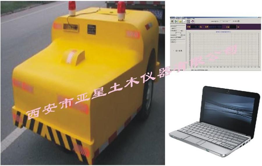 B004车载式激光路面平整度仪YLPY-3