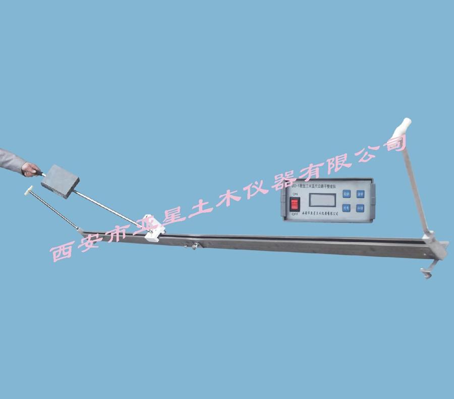 B001数显三米直尺式公路平整度仪DD-1