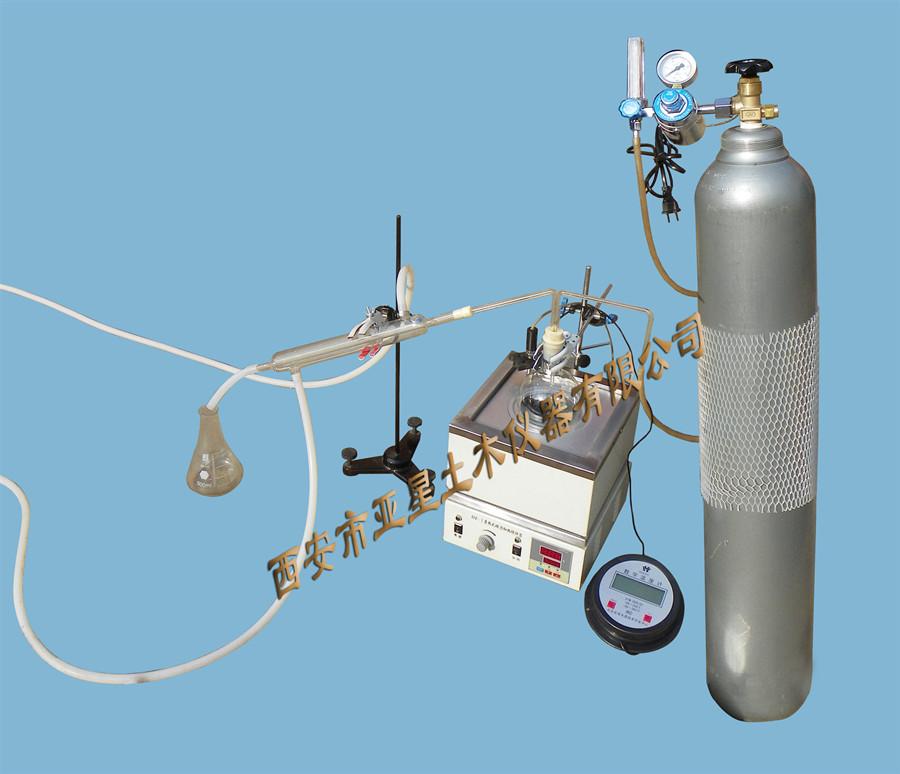 A081沥青混合料阿布森法回收仪YX-2