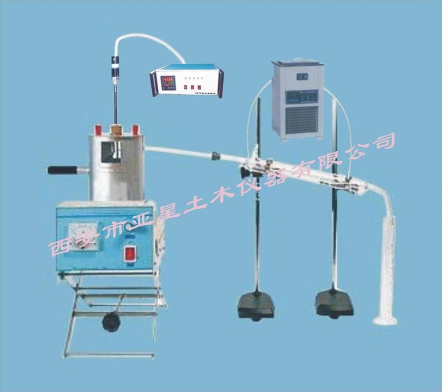 A110液体石油沥青蒸馏试验仪YXL