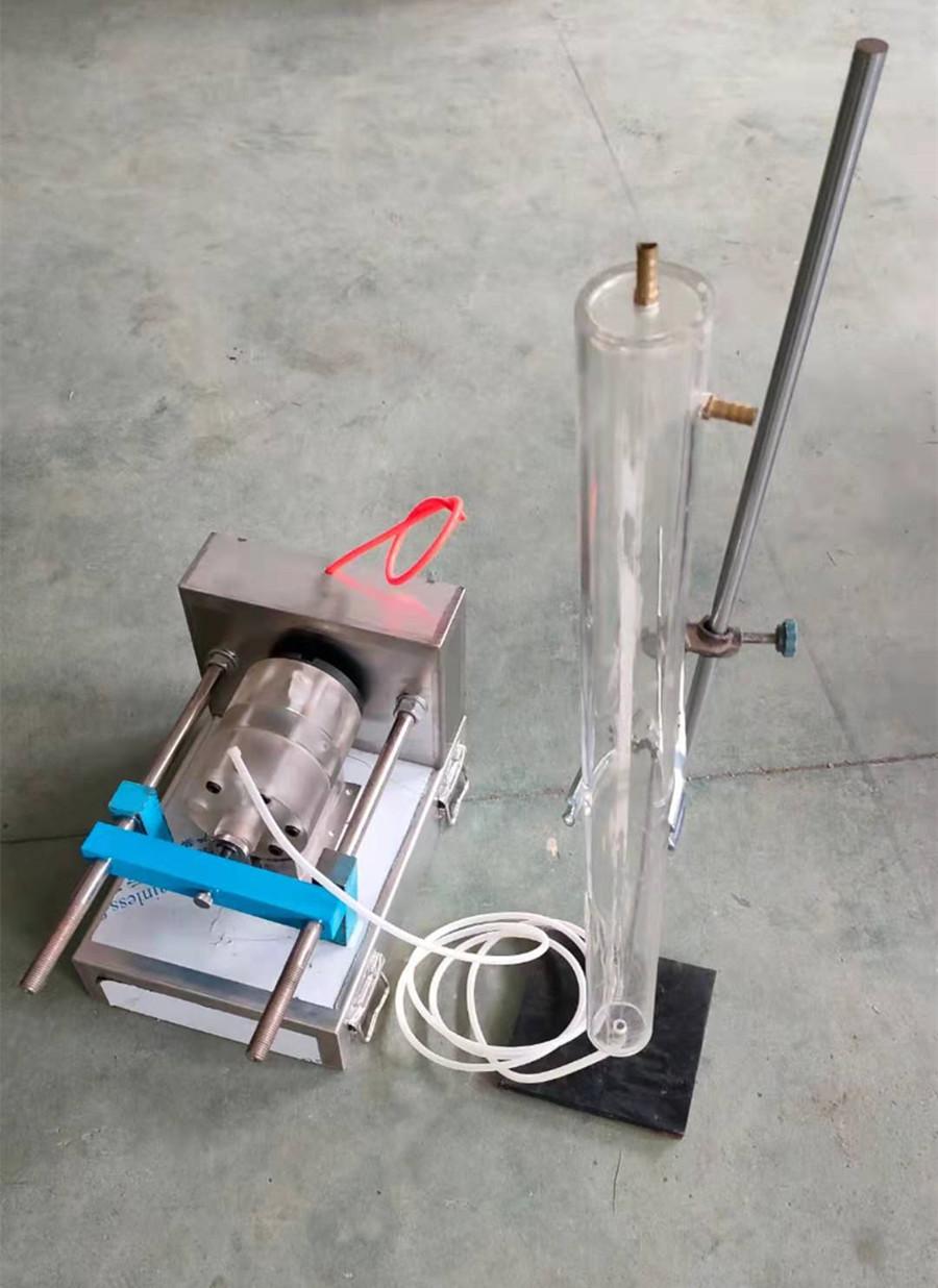 C084黏土分散性针孔试验仪TY-1