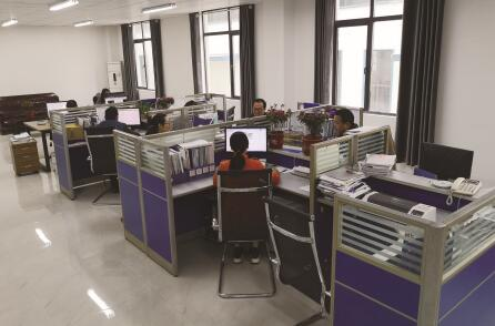 金顿电气工业自动化办公室