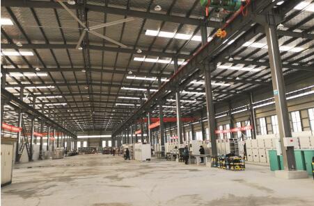 襄阳工业自动化厂房展示