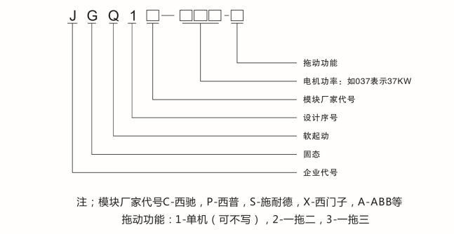 JGQ系列固态软起动装置