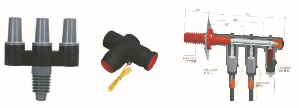 高低压开关柜产品展示图