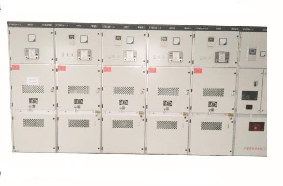 KYN28A-12(z(GZS1)型铠装移开式交流金属封闭开关设备