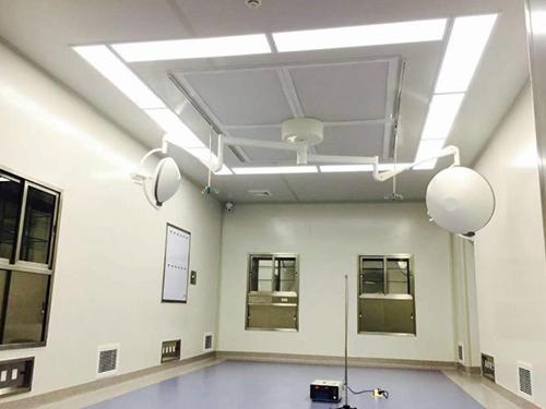 乐至县中医医院手术室净化及装饰装修工程