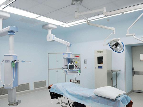 成都手术室净化设备完工图片