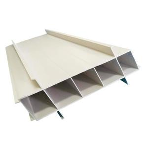 PVC横向结构拉缝板定制厂家