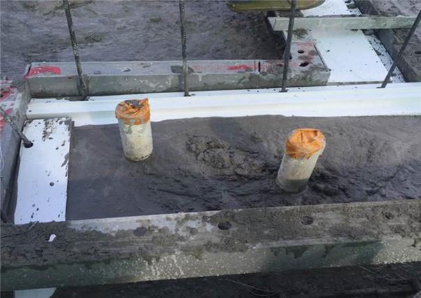 结构拉缝板施工图