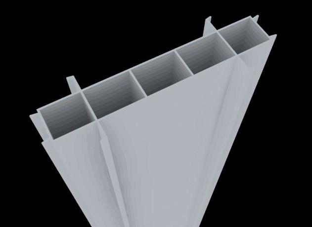 梁面结构拉缝板200MM宽