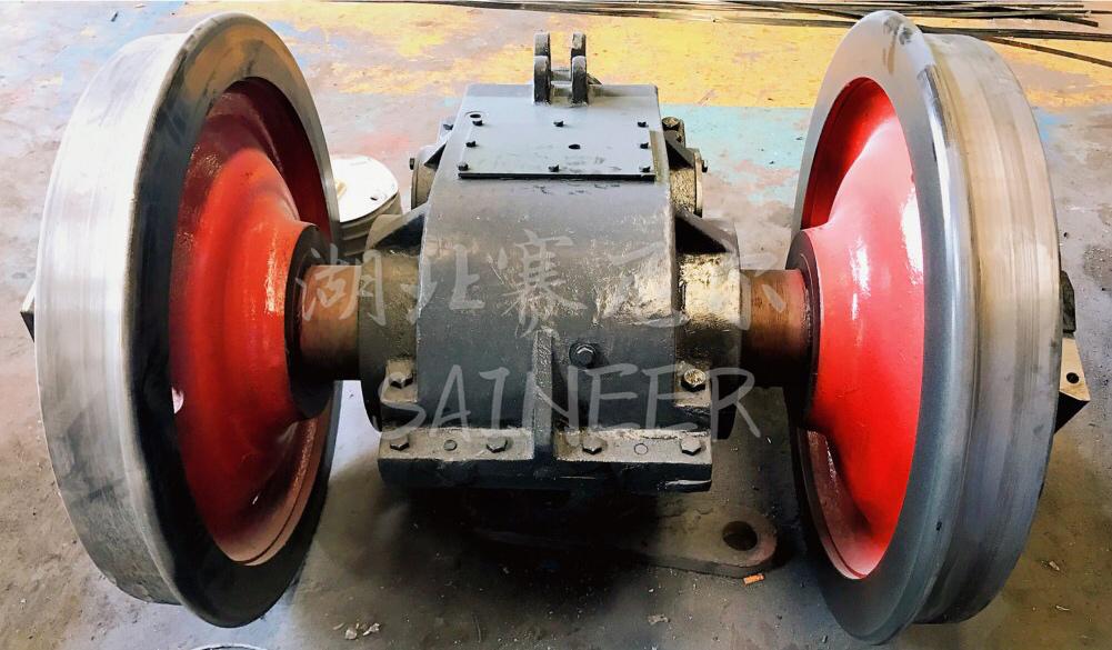 變頻內燃機車齒輪箱減速機使用維護說明