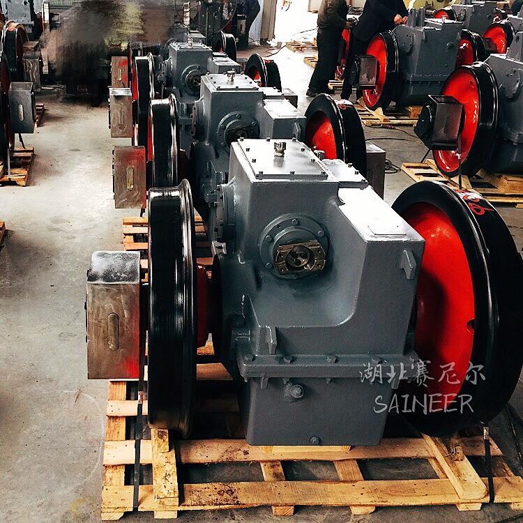 45吨机车车轴齿轮箱