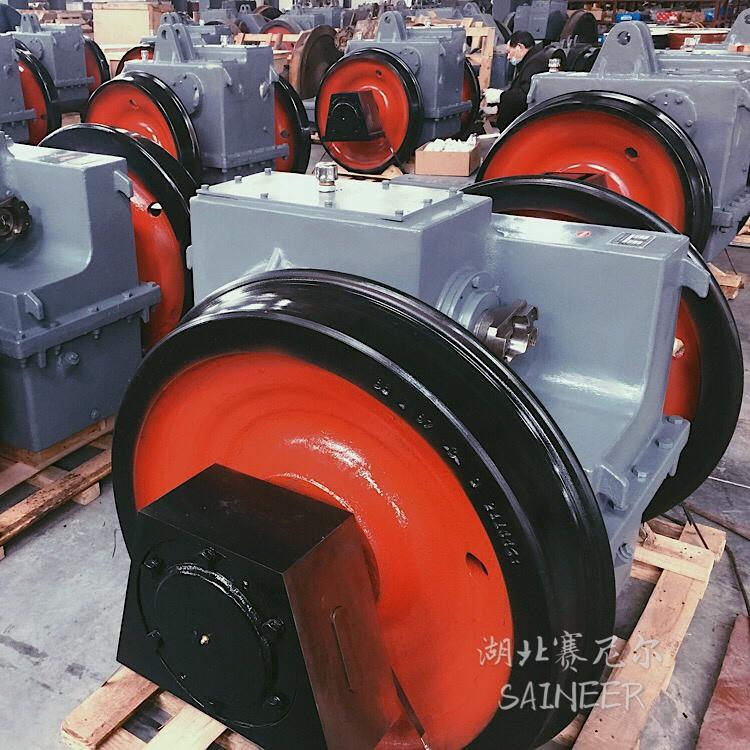 55吨机车车轴齿轮箱