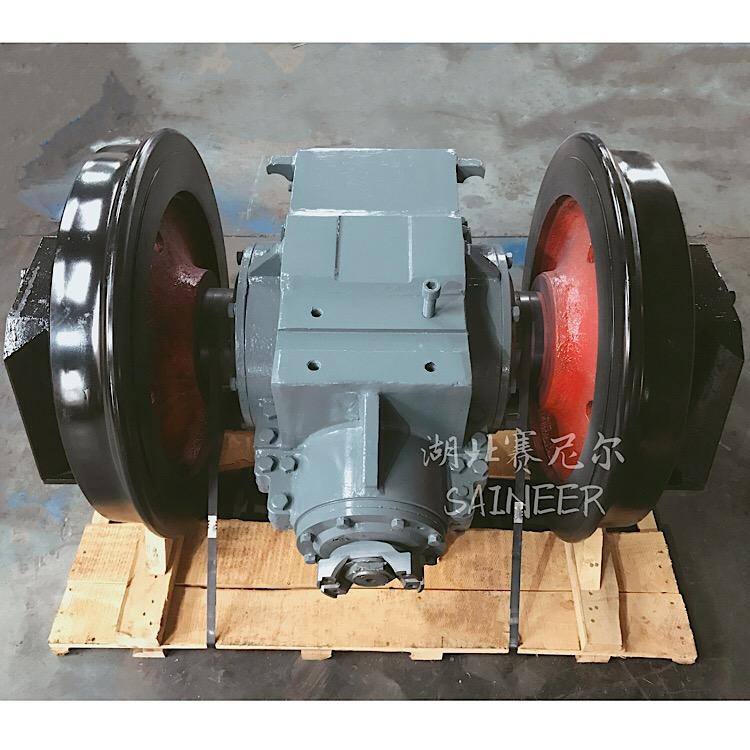 30吨内燃机车齿轮箱