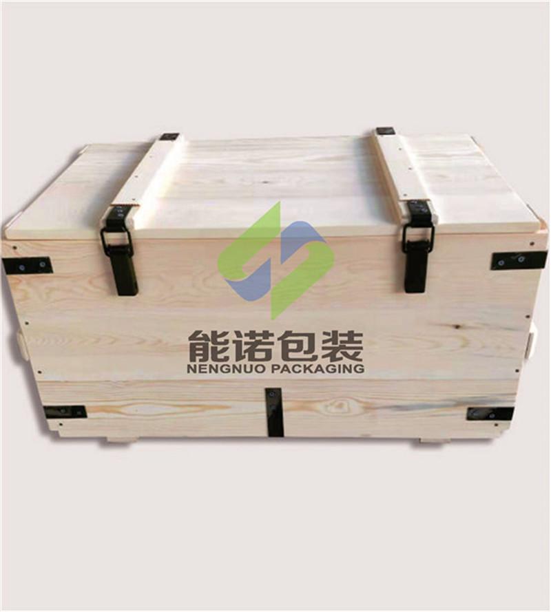 实木包装箱